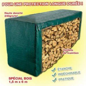 Provence Outillage 5105 Bâche verte 240 g/m 1,5 x 6 m de la marque Provence Outillage image 0 produit