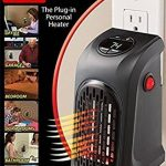 Radiateur Chauffage soufflant avec minuteur électrique portable Heater à faible consommation 350W degrés réglables de la marque Bed Store image 4 produit