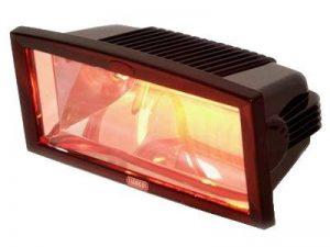 Radiateur Infrarouge Chauffage de Patio Noir 1300W de la marque InfraredMagicSun image 0 produit