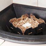 SmartGoods4U Panier: Le Turbo pour cheminée et cheminée. Pellet Panier empilable aide intégré pour anfeuern avec de pellets de bois génération 4.0 0.00 wattsW de la marque SmartGoods4U image 2 produit