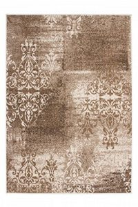 Tapis moderne; moquette; Carpet Design Funky 1424 Karamell 190cmx280cm de la marque Lalee image 0 produit