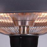 Terrasse Chauffage Chauffage à Suspendre pour plafond 1500W de la marque hibuy image 2 produit