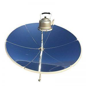 TOPQSC parabolique cuisinière solaire portable avec une efficacité accrue de la marque TOPQSC image 0 produit