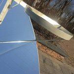 TOPQSC parabolique cuisinière solaire portable avec une efficacité accrue de la marque TOPQSC image 4 produit