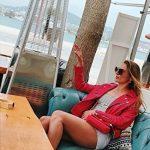 Traedgard® Chauffage de terrasse à gaz design Pyramide « Lanzarote » avec détendeur, roulettes et housse de protection , 190 cm de hauteur (66696) de la marque Traedgard® image 6 produit