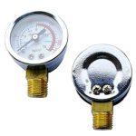 """Vanne de réduction de pression réglable, régulateur de pression d'eau de 15 mm avec barre de pression / Psi (DN15 1/2"""") de la marque Sxstar image 1 produit"""