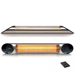 Veito 20131009 Blade S Chauffage à rayonnement infrarouge Argent 2500 W de la marque Veito image 0 produit