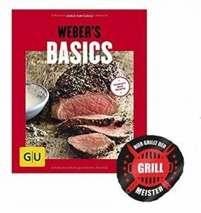 Weber Basics (GU S Griller) le grillspaß pour débutants + grill Meister Stickers by collectix de la marque Weber image 0 produit