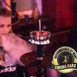 YIME FOYER PHUNNEL EN SILICONE I super grand I narguilé chicha (Black) de la marque YIME image 4 produit