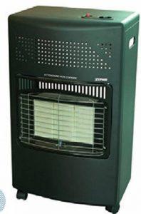 Zephir ZGS4210- Chauffage d'appoint à gaz, 4200W- Noir de la marque Zephir image 0 produit